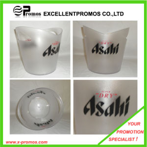 Promotional PS Custom Logo Ice Bucket (EP-B4111213B) pictures & photos