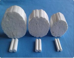 Absorbent Dental Cotton Roll Used for Dental Clinic pictures & photos