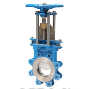 Non Rising Stem Knife Gate Valve pictures & photos