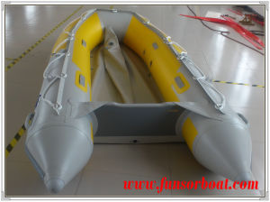Cheap Inflatable Raft with Slatted Floor (FWS-D320) pictures & photos