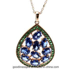Fashion Jewelry New Design Necklace Wholesale Fashion Jewellery Sp3154PE pictures & photos