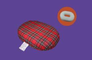 Memory Foam Ring Cushion Jw-Kj14