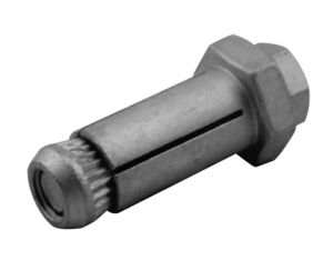 M12X20X55mm Expansion Bolts for Hollow Structural Steel Sections with Galvanizing Plated pictures & photos