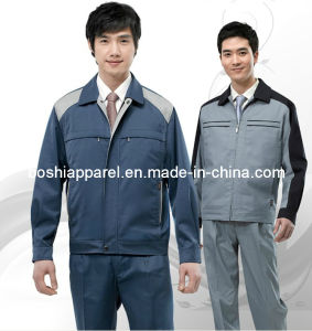 Cotton Work Uniforms, Custom Coat (LA-A189) pictures & photos
