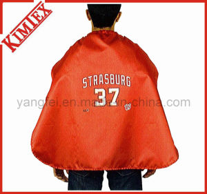 100% Polyester Satin Cheap Promotion Kids Cape pictures & photos