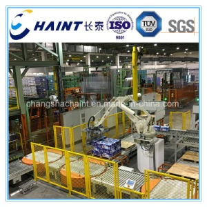 Automatic Robot Palletizer and Conveyor for Unit Load pictures & photos