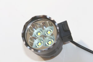 4PCS LED CREE U2 1500lm/800m Rechargeable LED Head Lamp pictures & photos