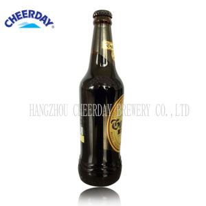 Abv4.3% 11plato 418ml Brown Bottle Gabriel Black Beer pictures & photos