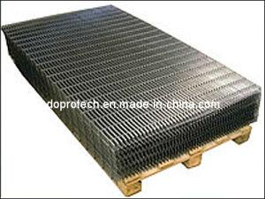 Black Welded Wire Mesh Panel (DP-AWWM)