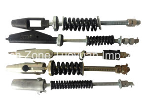 Various Types of Rope Fastening for Elevator/Lift pictures & photos