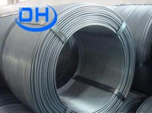 Hot Rolled Coil Reinforced Rebar Steel, HRB400 GB1499 (Diameter6-12mm) pictures & photos
