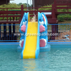 Elephant Water Slide for Kids pictures & photos