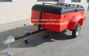 Fiberglass Poly Trailer CT0016 pictures & photos