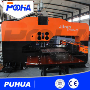 Heavy Duty Special CNC Punch Press Machine for Thick Plate pictures & photos