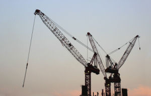 China Professional Luffing Tower Crane L85