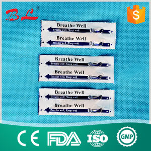 2016 Most Popular Medical Products Breath Well Nasal Strips Better Breathe Nasal Strips pictures & photos