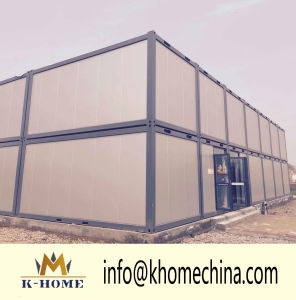 Smart Folding Container House, Folding Container Shelter, Folding Container Home pictures & photos
