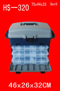 Fishing Tackle Box 320 pictures & photos