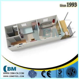 Luxury Casas Prefabricadas Container Homes Prefab House pH9833-10