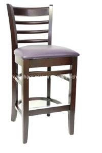 Hot Sale Durable Wooden Bar Chair