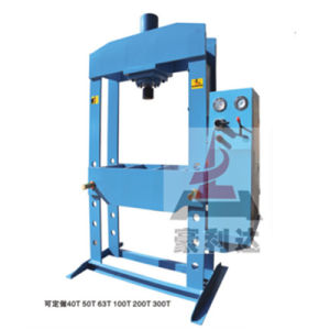 Pneumatic Hydraulic Press Machine 100t pictures & photos