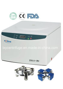 Tabletop Low Speed Centrifuge (TD5A-WS) pictures & photos