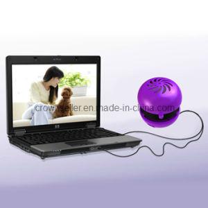 3.5mm Mini Hamburger Portable Speaker for iPod iPhone Laptop PC MP3 3G 4S 5S