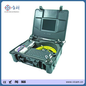 Industrial Used Sewer Inspection Pipeline Camera System with DVR and Keyboard pictures & photos