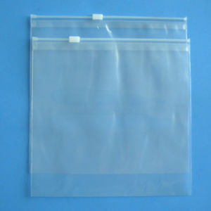 Unprinted Ziplock Plastic Bags for Garments (FLZ-9201) pictures & photos