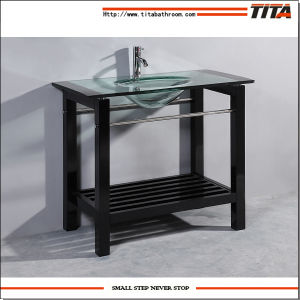 Vanity Bowl/Glass Vanity Top/Bathroom Basin (TB002) pictures & photos