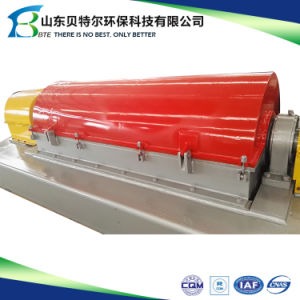 Decanter Centrifuge Used in Oily Slurry Treatment, 304 or 316ss pictures & photos