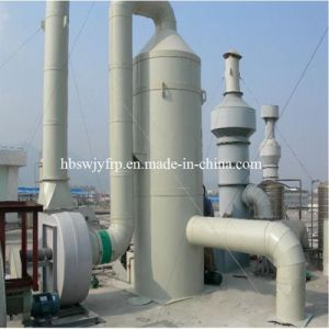 Fiberglass Ammonia Wet Scrubber Air Filtration Equipment pictures & photos