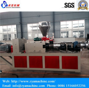 PVC Profile Making Machine / PVC Profile Production Line for PVC Window and Door Frame pictures & photos
