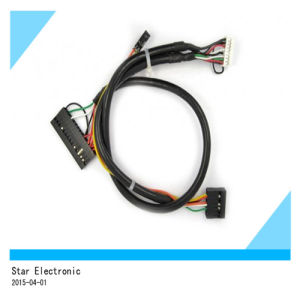 Molex Electrical Digital Video Cable Assembly Wire Harness pictures & photos
