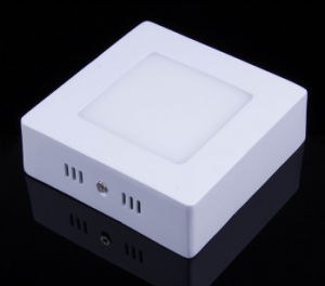 6W Square Ceiling LED Panel Light (WD-Mount02-S-6W) pictures & photos