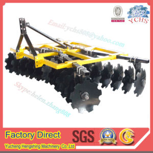 Agricultural Tractor Mounted Disc Harrow Opposed Light Disk Harrow pictures & photos