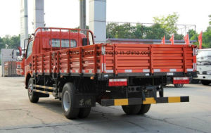 Dongfeng Captain 125 HP Lorry Cargo Light Truck pictures & photos