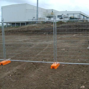 Competitive Price Galvanized Temporary Fence pictures & photos