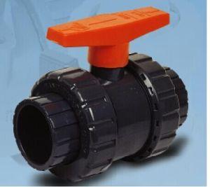 """Best Quality Plastic PVC True Union Ball Valves 1/2""""-4"""" pictures & photos"""