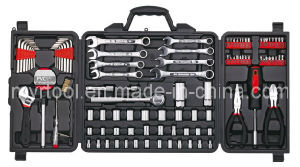 101PCS Professional Hand Tool Kit in Blow Case pictures & photos