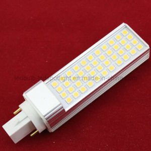CE RoHS Approved 7W 8W 10W 12W LED Pl G24 G23 Light pictures & photos