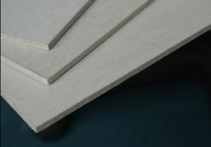 Fiber Cement Board UV Decorative Wall Panel