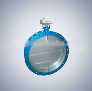 Electric Areation Butterfly Valve (HL-200) pictures & photos
