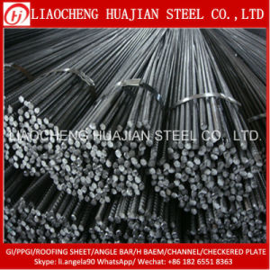 Deformed Steel Rebar Iron Rods for Construction pictures & photos