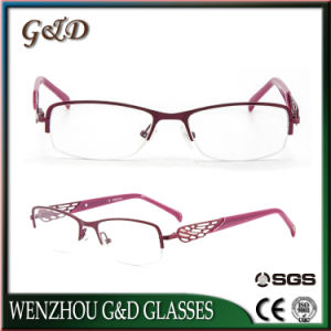 Latest Design Stainless Glasses Frame Eyewear Eyeglass Optical 040-044 pictures & photos