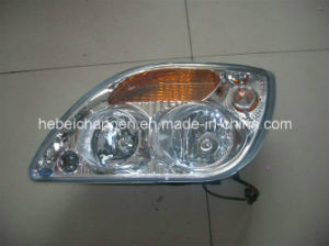 Auto Headlight for Yutong, Kinglong, Changan BS pictures & photos