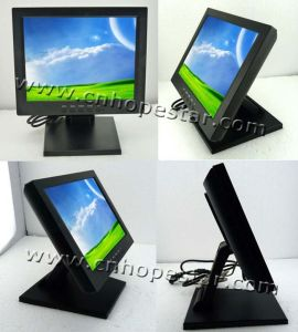 12 Inch Touch Screen LCD Monitor with VGA USB pictures & photos