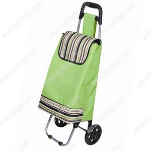 Grocery Folding Shopping Cart Bag Trolley (STB130109)
