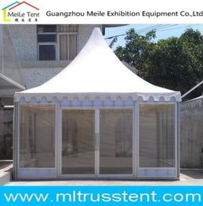 5X5m Malaysia Temple Glass Garden Tent pictures & photos