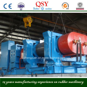 Rubber Crusher/Rubber and Plastic Craker Mill pictures & photos